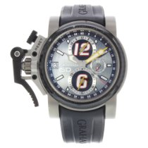 Graham Chronofighter Oversize pre-owned