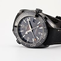 Omega Seamaster Planet Ocean Ceramic 45.5mm Black Arabic numerals United States of America, New Jersey, Oradell