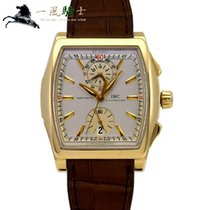 IWC Da Vinci Chronograph Aur roz 51mm Argint