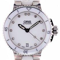 Oris Aquis Date 733 7652 4191 RS 2014 new