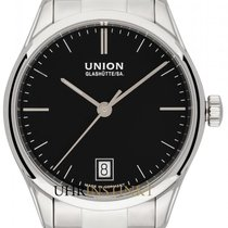 Union Glashütte Viro Date new 2020 Automatic Watch with original box and original papers D011.207.11.051.00