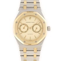 Audemars Piguet Royal Oak Day-Date pre-owned 36mm Champagne