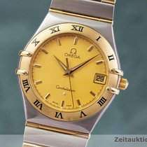 Omega Constellation 1212.10.00, 396.1201 pre-owned