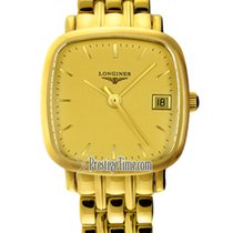 Longines Présence Yellow gold 22.5mm Champagne United States of America, New York, Airmont