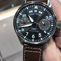 IWC IW502702 Acero 2020 Big Pilot 46mm nuevo