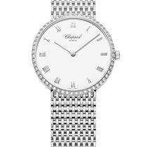 Chopard Classic Special Edition White Gold Bracelet Diamonds