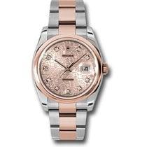 Rolex Datejust 116201 chjdo new