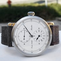 Erwin Sattler 44mm Automatic pre-owned Silver