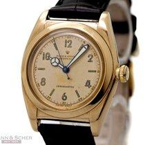 Rolex Bubble Back Gelbgold 32mm Silber Arabisch Deutschland, München