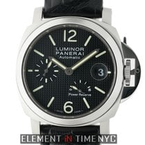 Panerai Luminor Collection Luminor Power Reserve Steel 40mm...