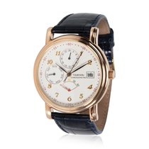 Tourneau 1900 Men's Mechanical Watch in 18K Rose Gold