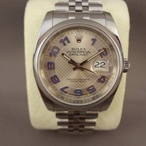 Rolex Datejust Jubilee 116200 / 36mm