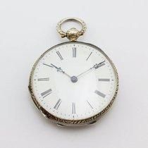 Vacheron Constantin Vintage Pocket Watch Silver