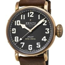 Zenith Pilot Montre d'Aeronef Type 20 Men's Watch...