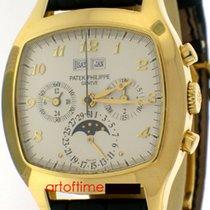 Patek Philippe 5020J Perpetual Calendar Chronograph