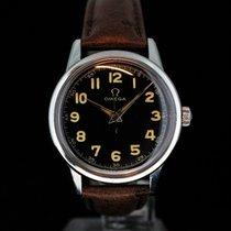 Omega Black dial Militär Caliber 265 aus 1960 Super Zustand