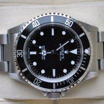 Rolex [SERVICE + R.WARRANTY +2-Liner] Submariner (no date) - 2005