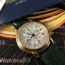 Maurice Lacroix Reloj antiguo cronógrafo automático + Estuche...