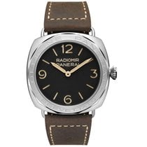 Panerai Special Editions Steel 47mm Black Arabic numerals United States of America, Iowa