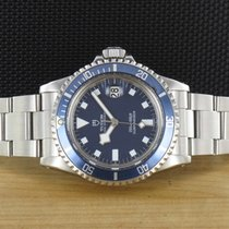 Tudor Snow Flake Submariner Date Vintage 9411 0 from 1976