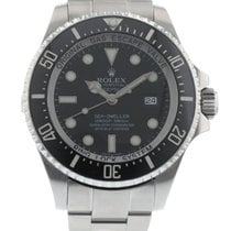 Rolex Sea-Dweller Deepsea 116660 Watch with Stainless Steel...