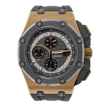 Audemars Piguet Royal Oak Offshore Chronograph Rose gold 44mm Grey No numerals United States of America, New York, New York