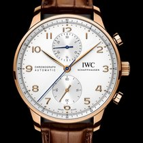 IWC Rose gold 40.9mm Automatic IW371480 new