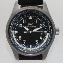 IWC Pilot Worldtimer Steel United States of America, California, Beverly Hills