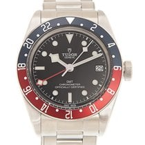 Tudor Heritage Black Bay Stainless Steel Black Automatic 79830RB