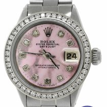Rolex Oyster Perpetual Lady Date Steel 26mm Mother of pearl United States of America, New York, Lynbrook