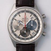 Zenith El Primero Chronograph Steel 39mm Champagne No numerals