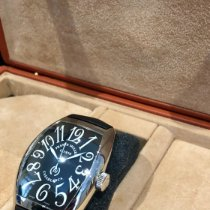 Franck Muller Steel 39mm Automatic 8880 C pre-owned