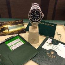 Rolex Sea-Dweller 4000 Acciaio 40mm Nero Senza numeri Italia, avellino