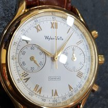 Wyler Vetta Yellow gold 39mm Manual winding pre-owned