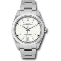 Rolex Oyster Perpetual 39 nuevo Automático Reloj con estuche y documentos originales 114300 WIO