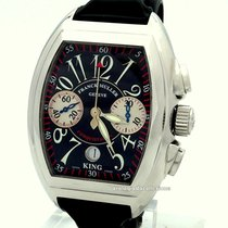 Franck Muller Steel 40mm Automatic 8005 CC King pre-owned