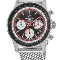 Breitling Navitimer 1 B01 Chronograph 43 Steel Black United States of America, New York, Brooklyn