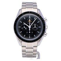 Omega Speedmaster Professional Moonwatch Staal 42mm Zwart Geen cijfers Nederland, The Netherlands