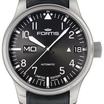 Fortis new Automatic 43mm Steel Sapphire Glass