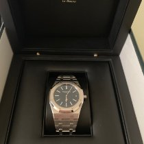 Audemars Piguet Royal Oak Jumbo neu 2019 Automatik Uhr mit Original-Box und Original-Papieren 15202ST.OO.1240ST.01