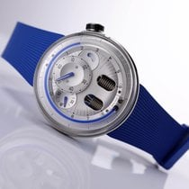 HYT new Manual winding Small Seconds Power Reserve Display 48.8mm Steel Sapphire Glass