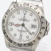 Rolex Explorer II 16570 1996 usado