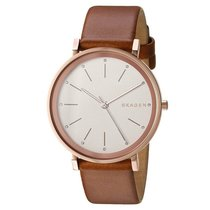 Skagen Steel 34mm Quartz SKW2488 new