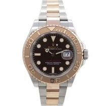 Rolex Yacht-Master 40 pre-owned Perpetual calendar Steel