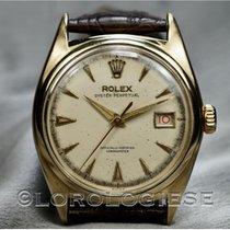 Rolex Bubble Back 6030 1950 pre-owned