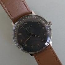 Junghans 027/3401.00 Steel max bill Automatic 38mm new