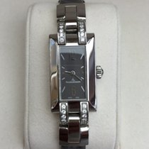 Jaeger-LeCoultre Ideale Steel Diamonds Q4608571 Unused