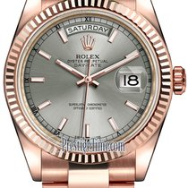 Rolex Day-Date 36 Pозовое золото 36mm