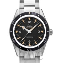 オメガ (Omega) Seamaster 300 Black Steel 41mm - 233.30.41.21.01.001