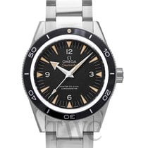 오메가 (Omega) Seamaster 300 Black Steel 41mm - 233.30.41.21.01.001